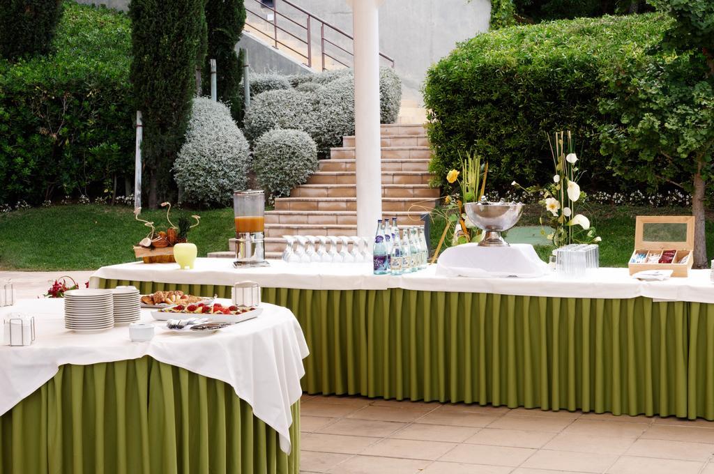 Горящие туры в отель Abba Garden Барселона Испания