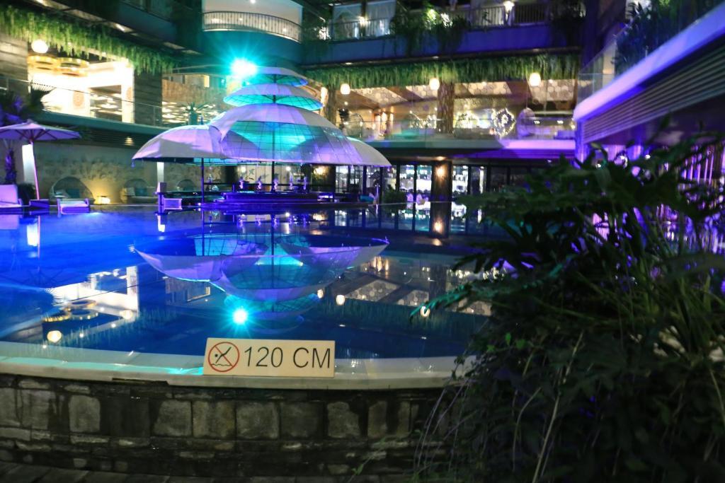 Отель, Индонезия, Нуса-Дуа, The Crystal Luxury Bay Resort