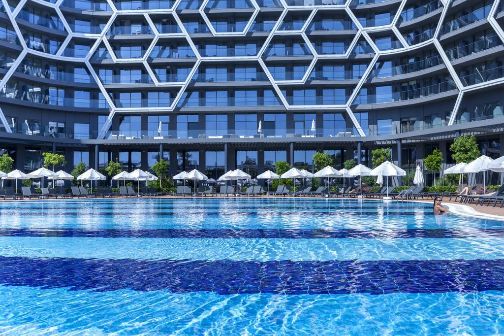 Гарячі тури в готель Bosphorus Sorgun Сіде