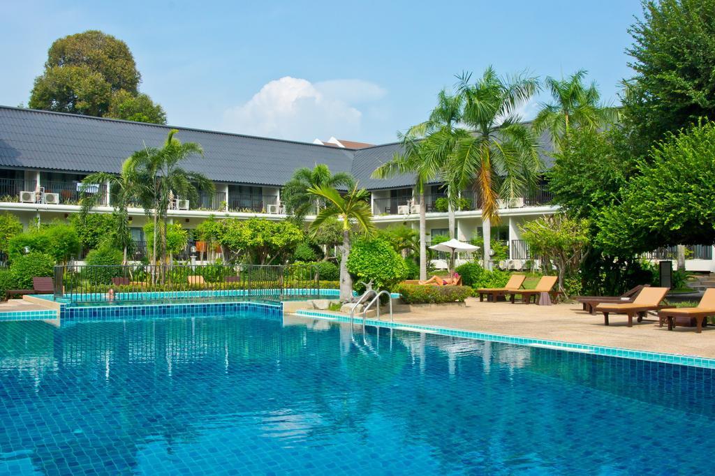Горящие туры в отель Sunshine Garden Resort Паттайя