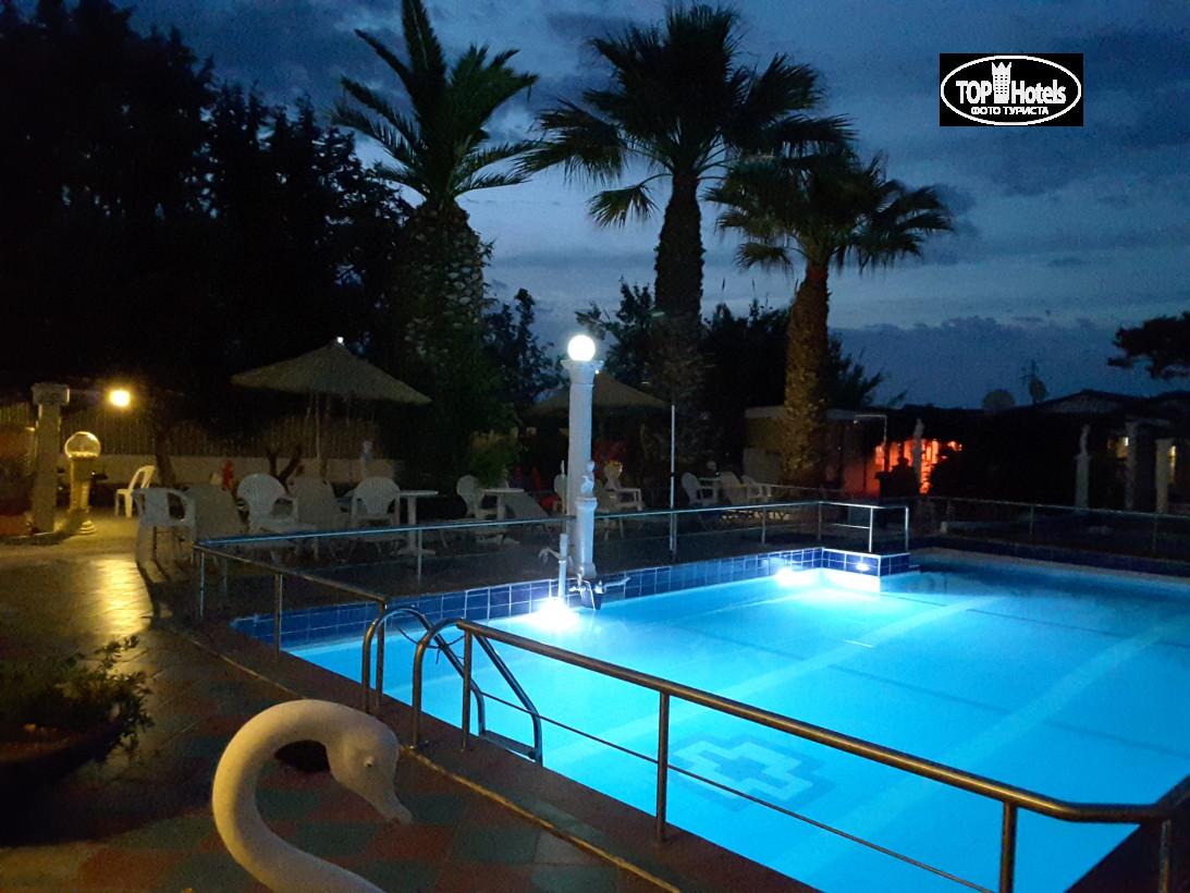 Готель, Греція, Кассандра, Villa George Hotel Apartments