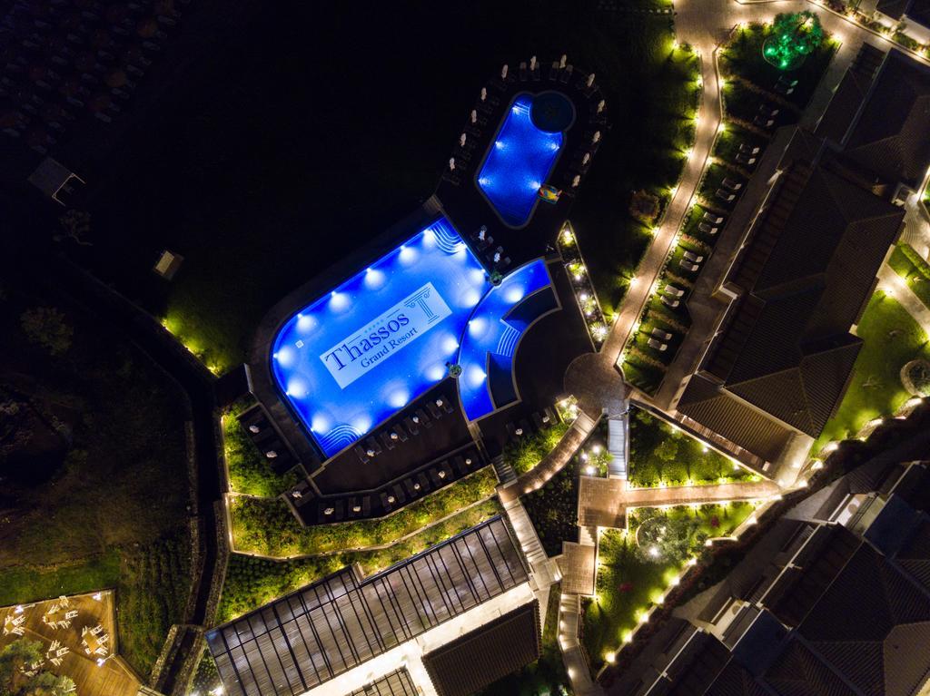Гарячі тури в готель Thassos Grand Resort