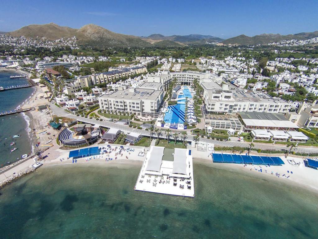 La Blanche Resort & Spa, фотограції туристів