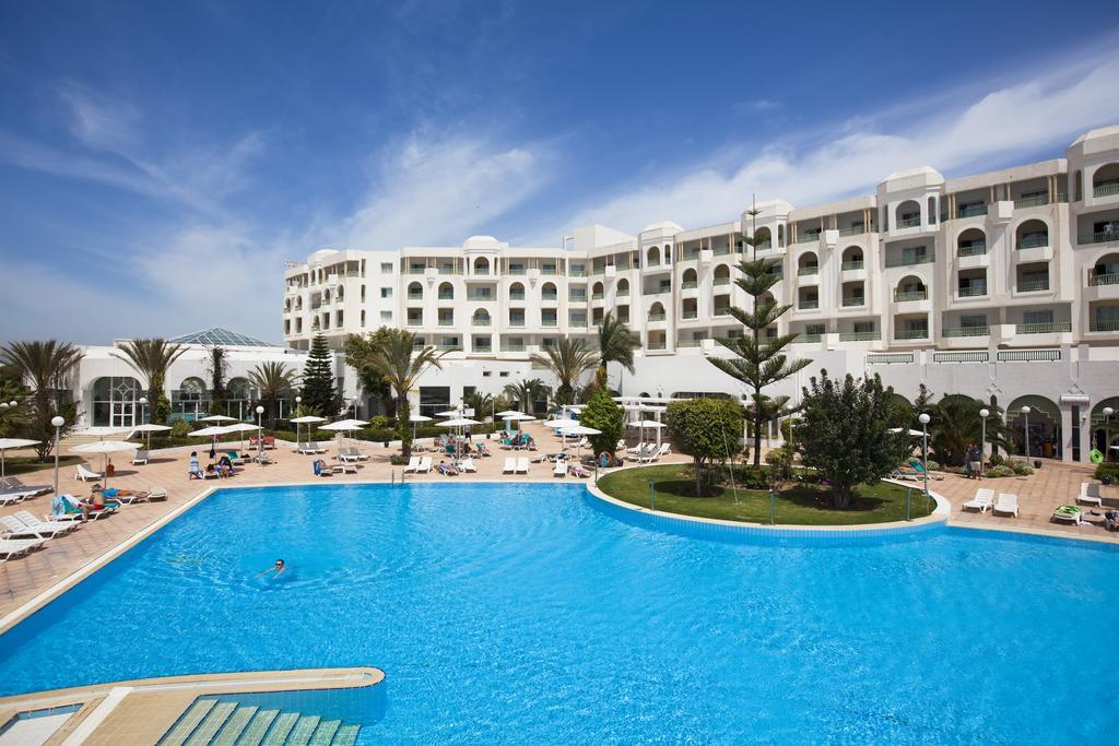 Отзывы про отдых в отеле, El Mouradi Hammamet