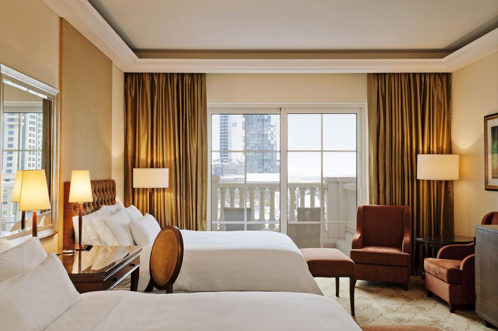 Тури в готель The Westin Dubai Mina Seyahi Beach Resort&Marina Дубай (пляжні готелі)
