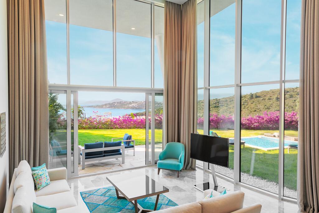 Lux Bodrum Resort & Residences, номера