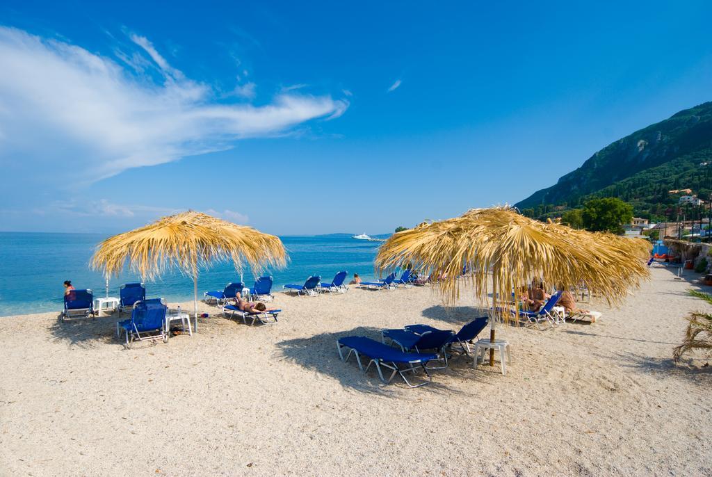 Тури в готель Potamaki Beach Hotel Корфу (острів) Греція
