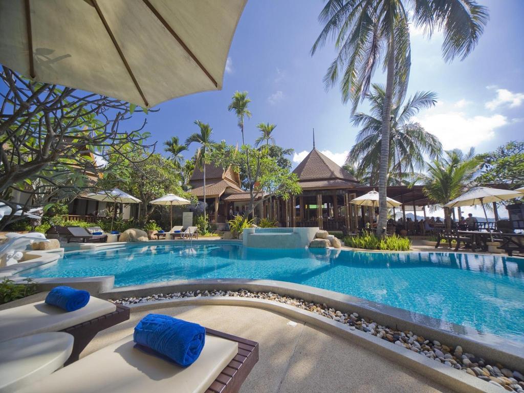 Отдых в отеле Thai House Beach Resort