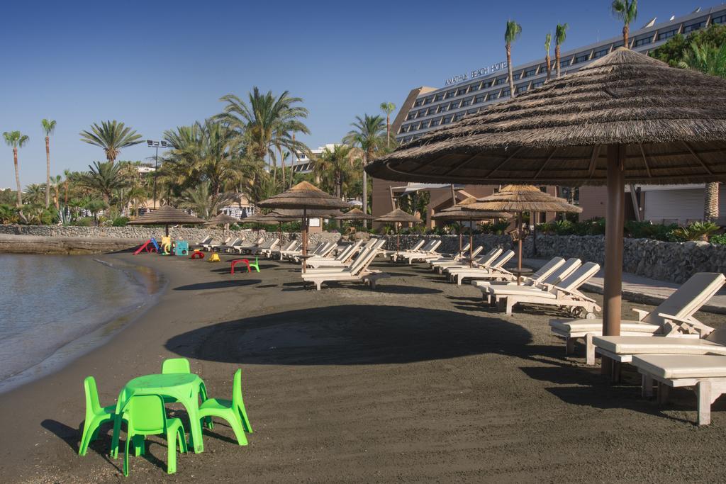 Amathus Beach Hotel, Лимассол, фотографии туров