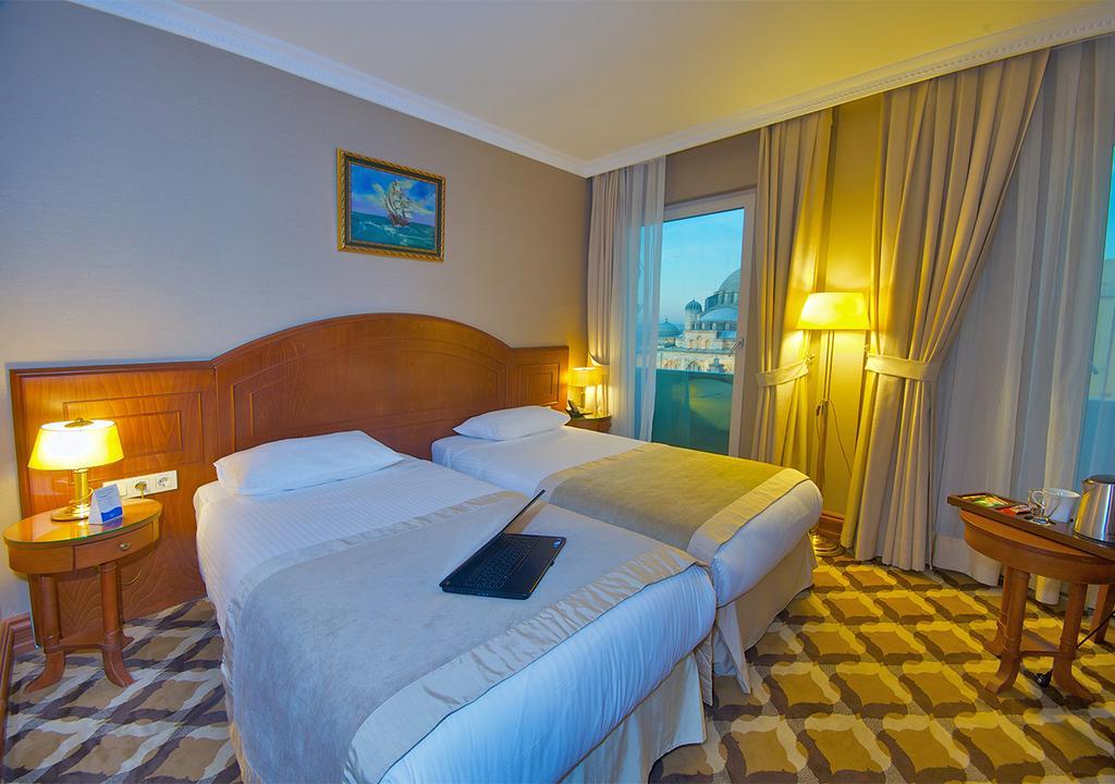 Отдых в отеле Tilia Hotel Стамбул