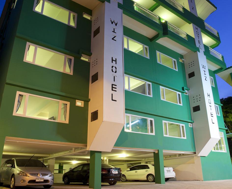 Отель, Таиланд, Паттайя, Wiz Hotel