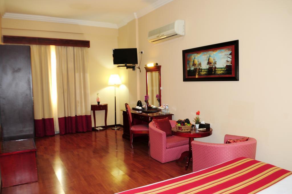 Горящие туры в отель Fortune Hotel Deira Дубай (город)