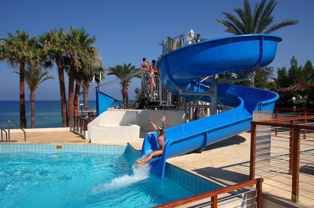 Golden Coast Beach Hotel, Кипр, Протарас, туры, фото и отзывы