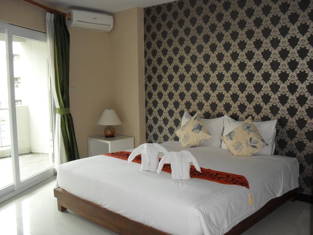 Отель, Паттайя, Таиланд, Jomtien Plaza Residence