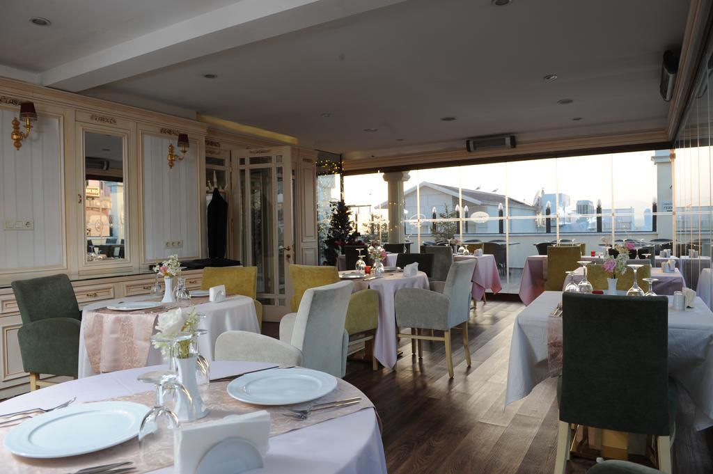 Отдых в отеле Albatros Premier Hotel Стамбул Турция