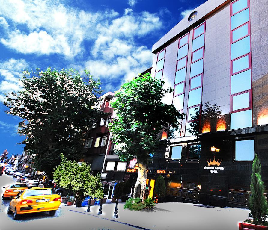 Golden Crown Hotel, Стамбул, фотографии туров