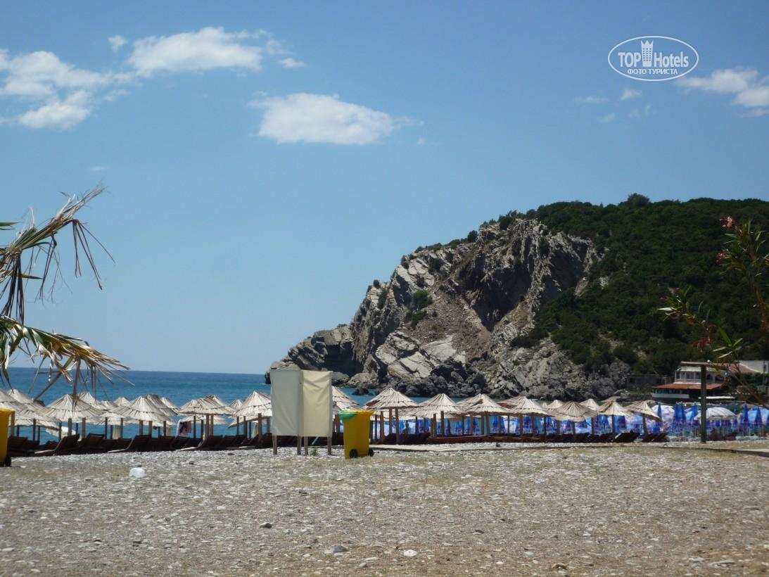 Гарячі тури в готель Hotel Canj Montenegro