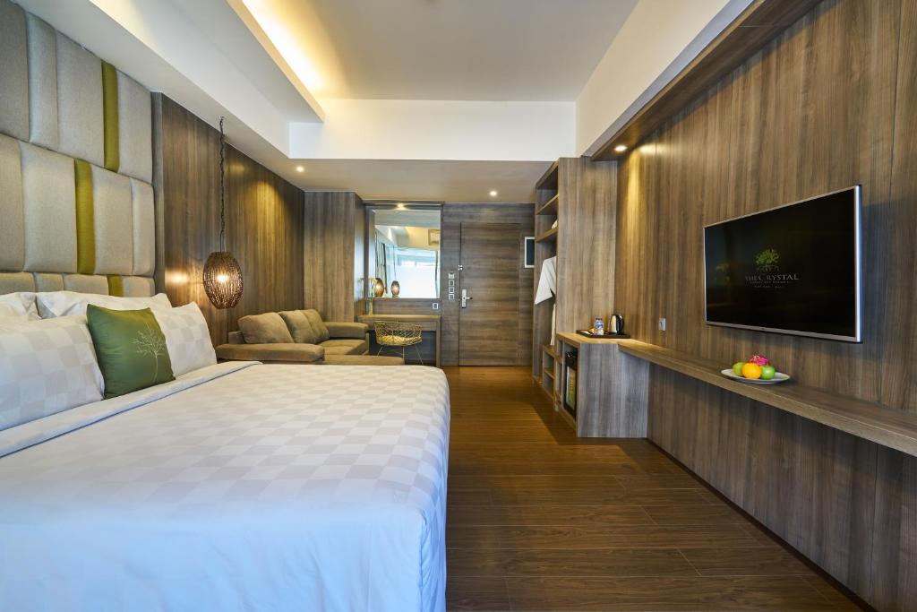 Отзывы туристов The Crystal Luxury Bay Resort