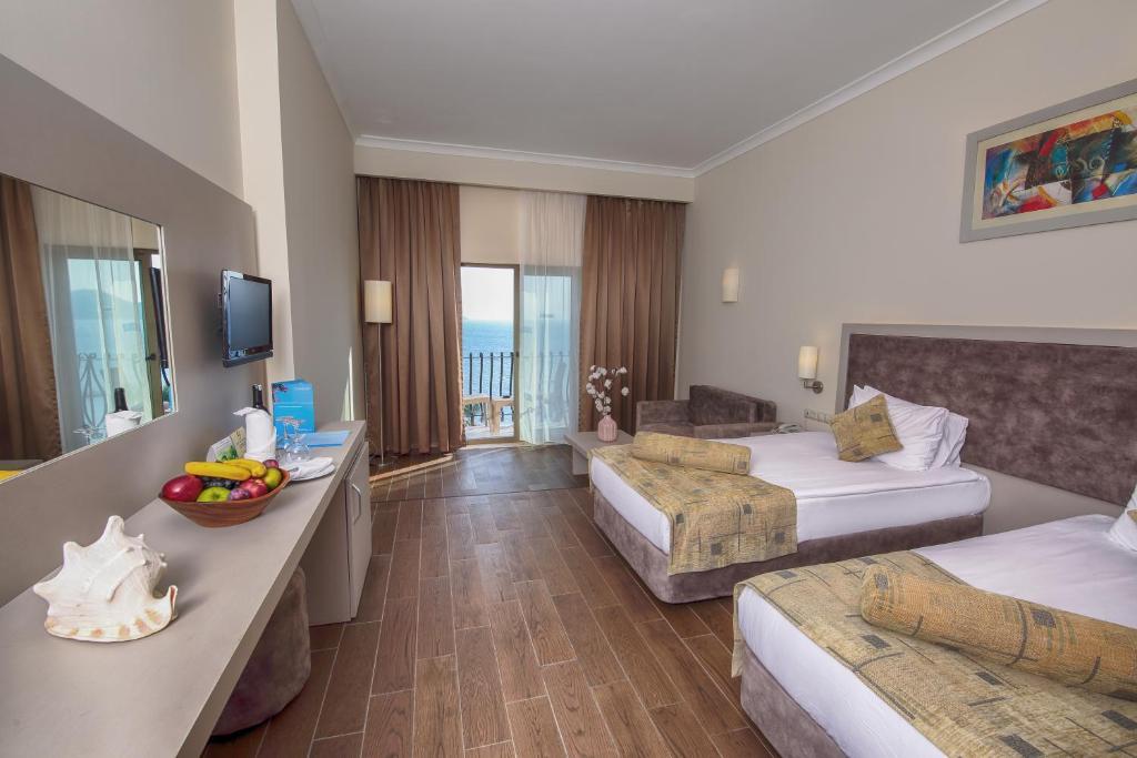 Yasmin Bodrum Resort (ex. Yasmin Bodrum Deluxe) Туреччина ціни