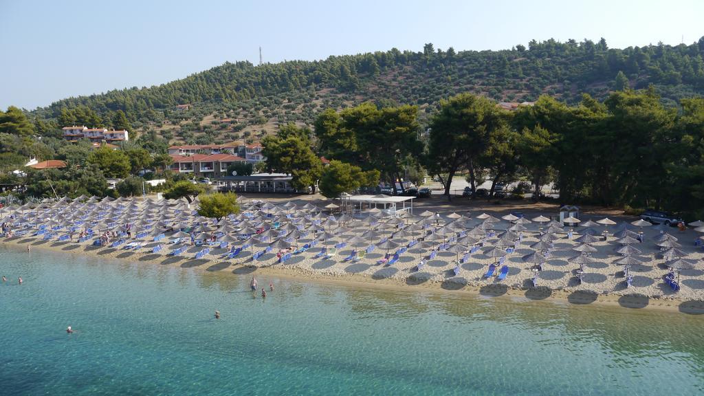 Відгуки про готелі Lagomandra Beach Hotel