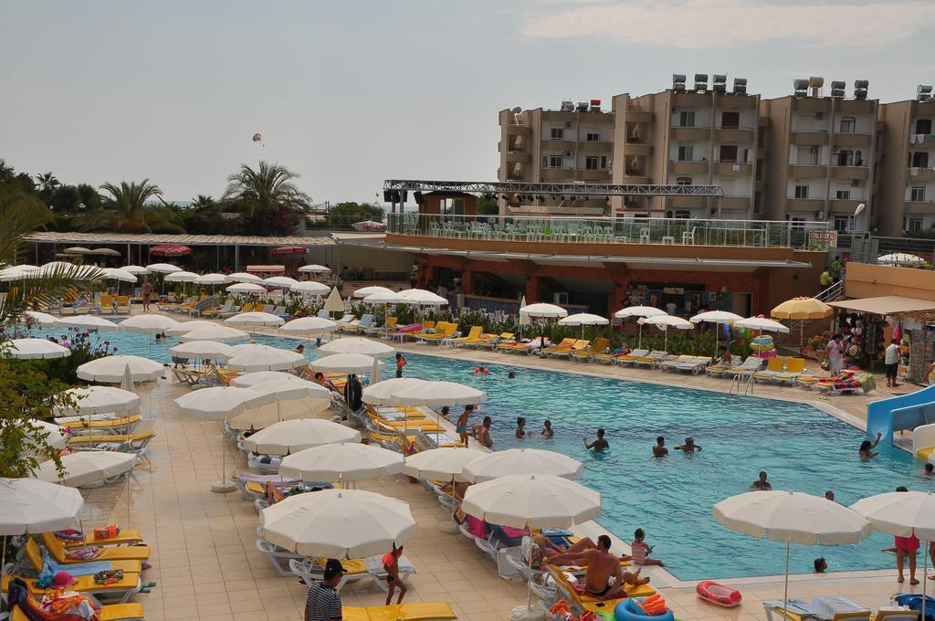 Горящие туры в отель Hedef Resort & Spa