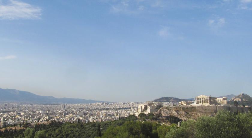 Acropolis Hill Hotel фото туристов