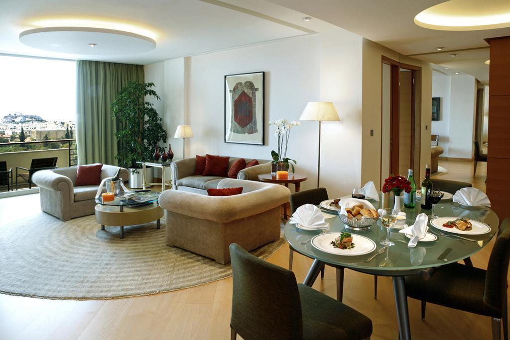 Отдых в отеле Hilton Athens Афины Греция