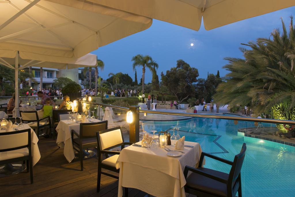 Лимассол Mediterranean Beach Hotel
