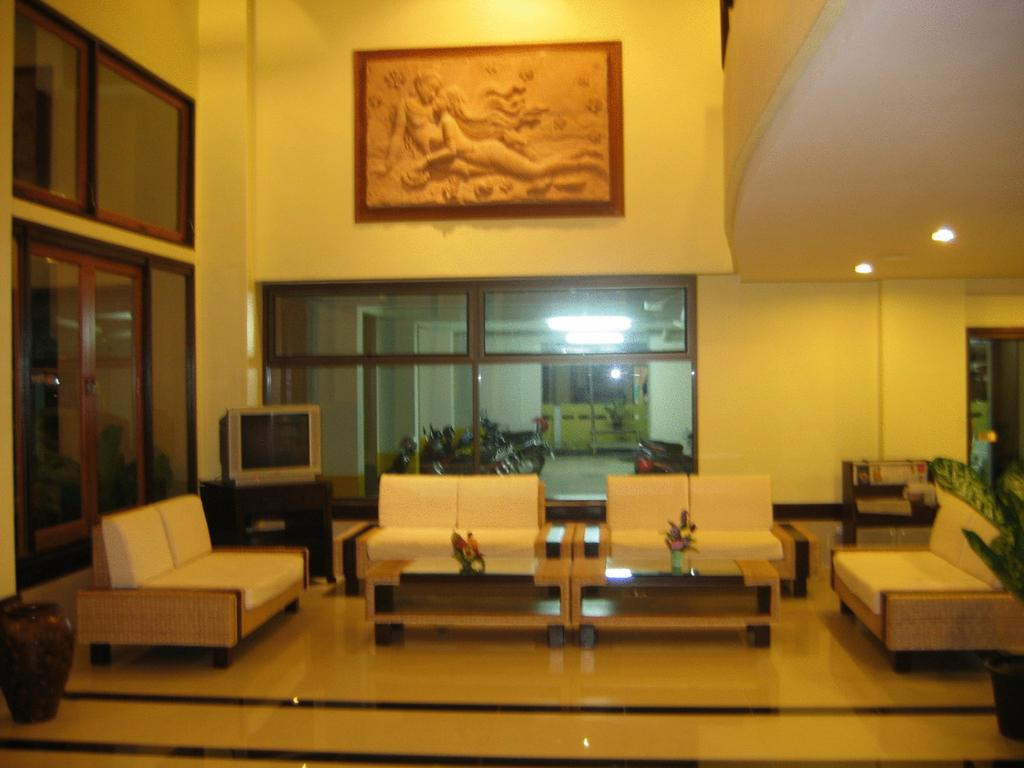 Горящие туры в отель Piyada Residence Паттайя Таиланд