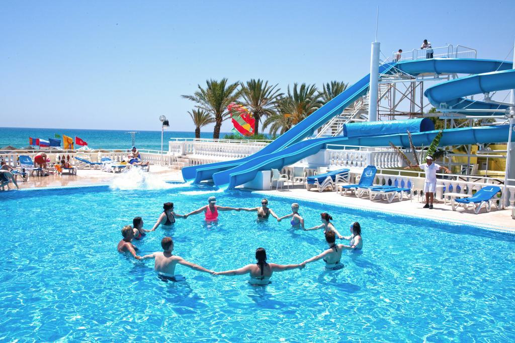 Горящие туры в отель Hotel Samira Club Хаммамет Тунис