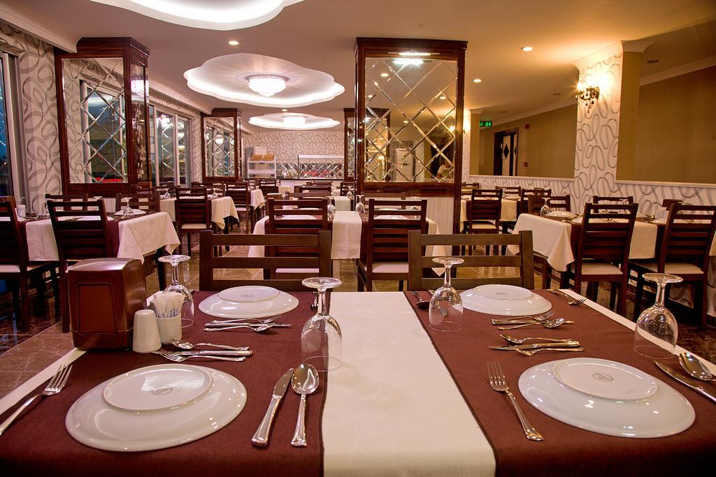 Відгуки про готелі Nergis Butik Hotel