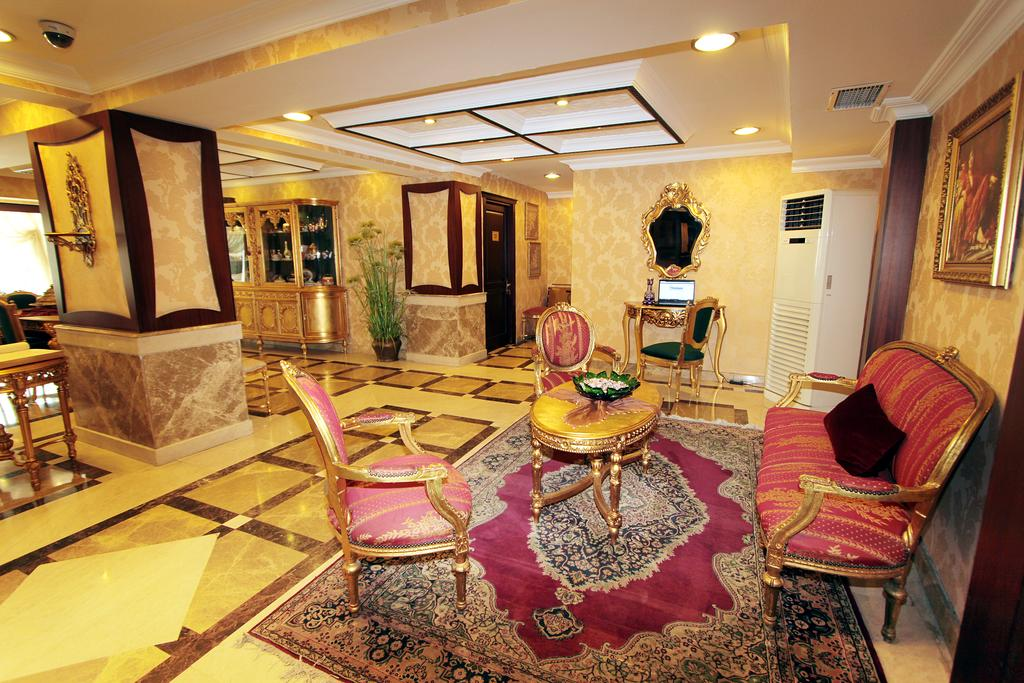 Balin Hotel, номера