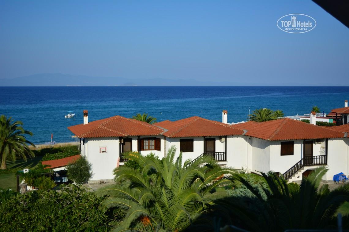 Villa George Hotel Apartments, Кассандра, фото з відпочинку