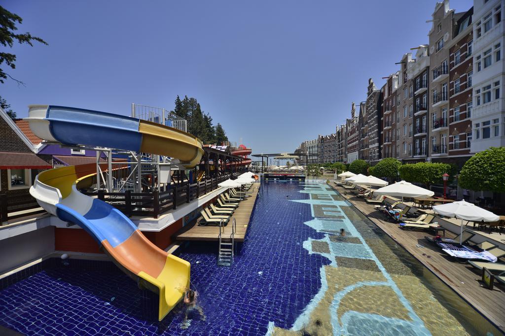 Відгуки про готелі Orange County Resort Hotel Kemer