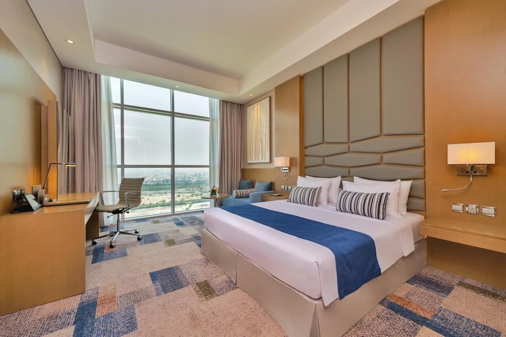 Отдых в отеле Canal Central Business Bay