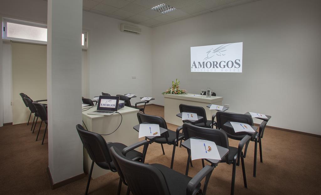 Горящие туры в отель Amorgos Boutique Hotel