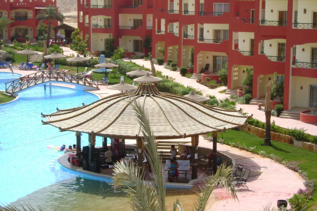 Aqua Hotel Resort & Spa, Египет