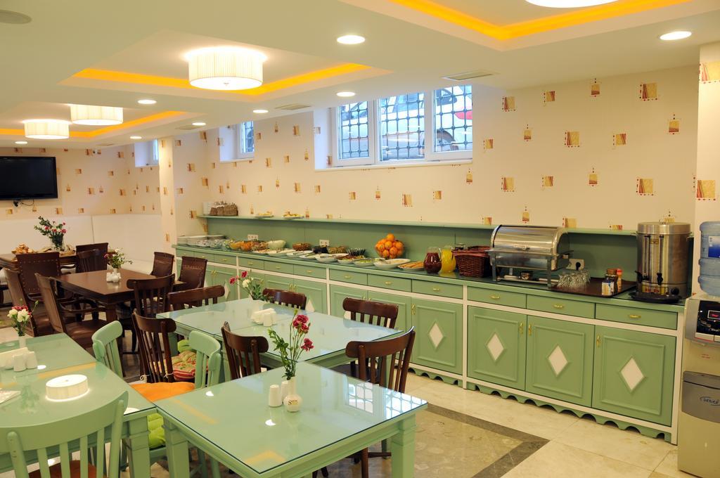 Sarnic Premier Hotel фото и отзывы