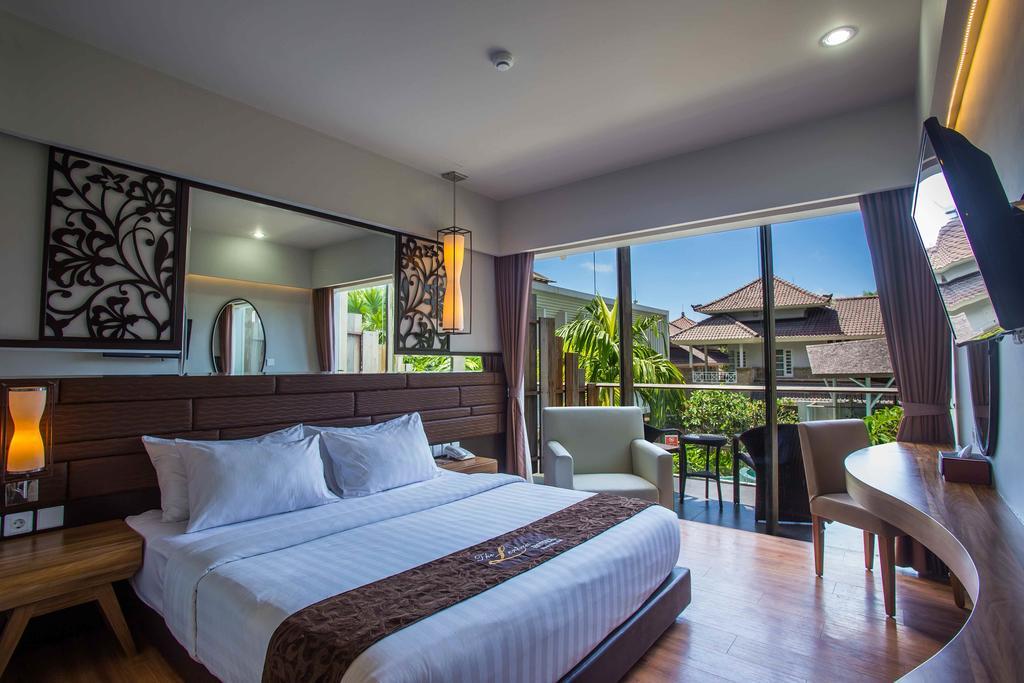Отзывы гостей отеля The Lerina Hotel Nusa Dua