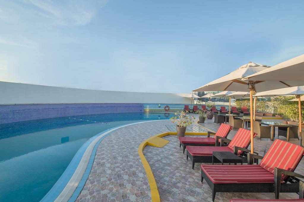 Дубай (город) Holiday Inn Bur Dubai Embassy District