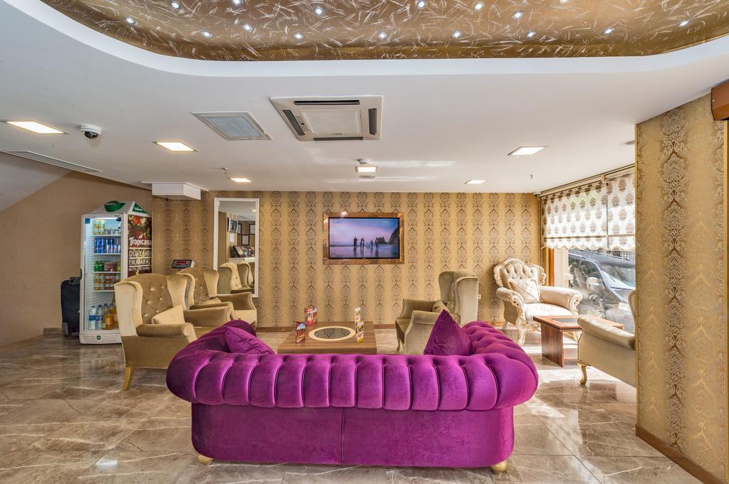 Стамбул, Grand Pamir Hotel, 3