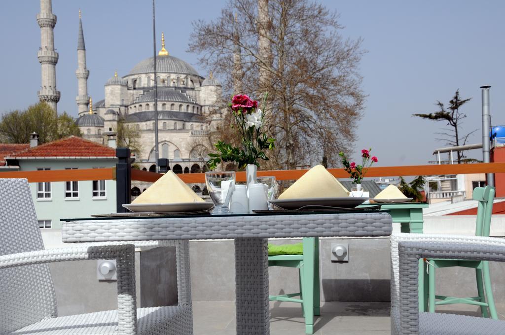 Стамбул, Sarnic Premier Hotel, 4