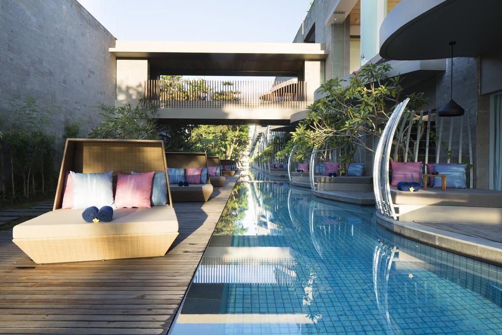 Отдых в отеле Maya Sanur