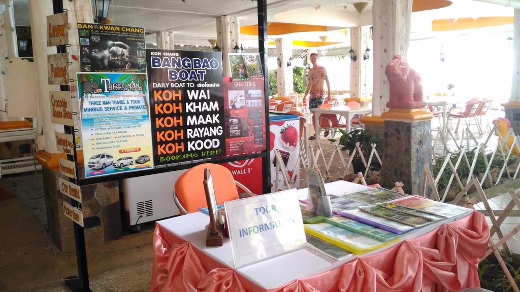 Туры в отель Koh Chang Resort & Spa Ко Чанг