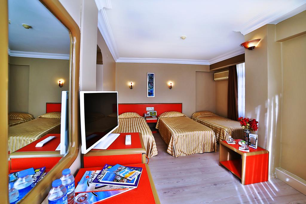 Отель, Sahinler Laleli
