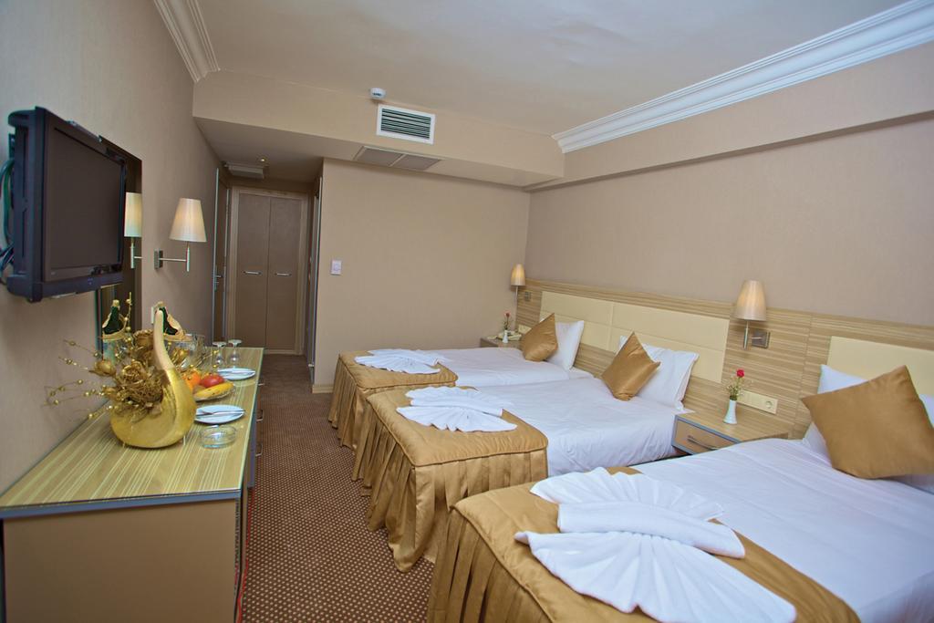 Отзывы туристов Grand Emin Hotel