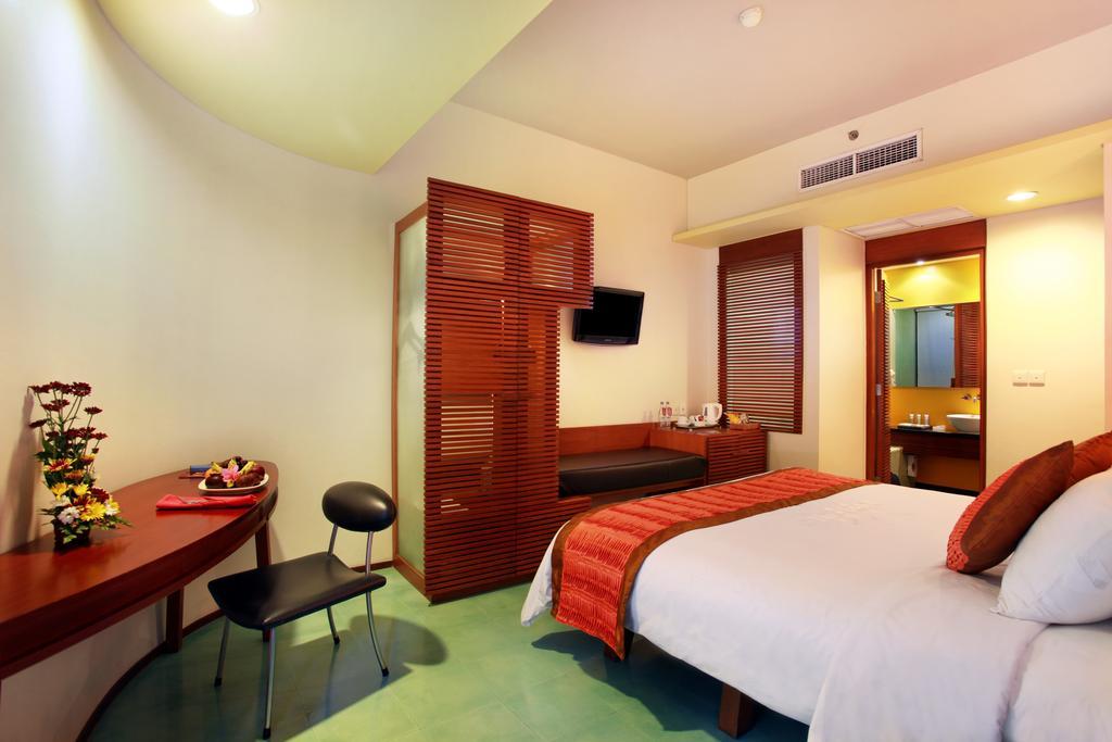 Отдых в отеле Mercure Kuta Bali Кута Индонезия