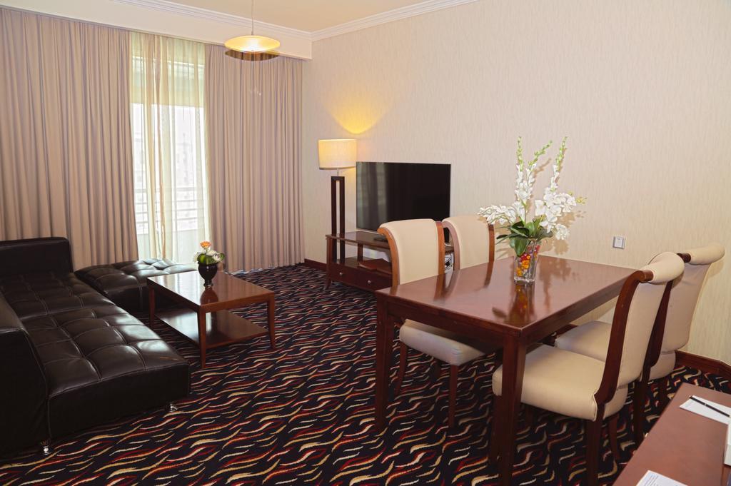 Cassels Al Barsha Hotel цена