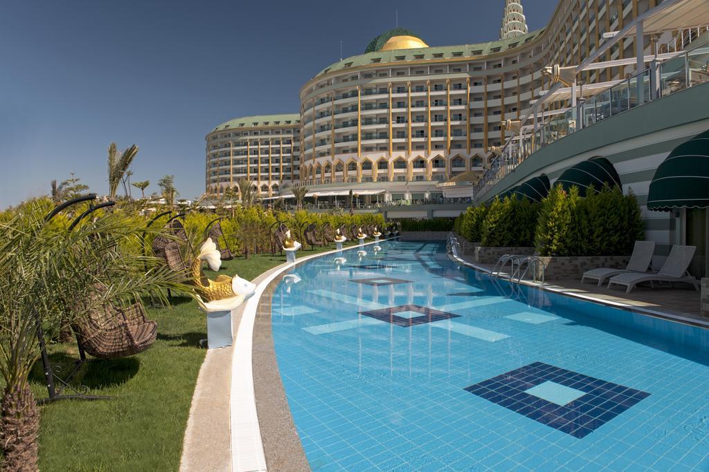 Горящие туры в отель Delphin Imperial Lara Анталия