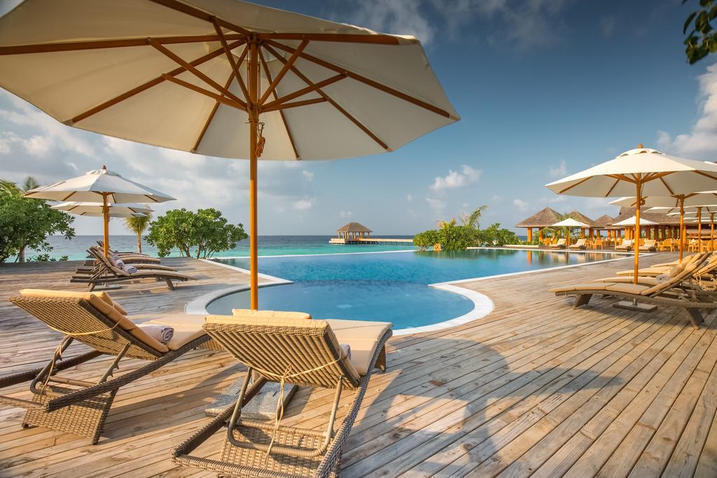 Гарячі тури в готель Kudafushi Resort & Spa